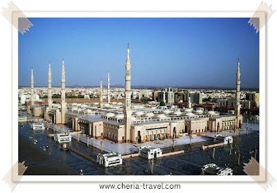 umrah dan haji cheria travel