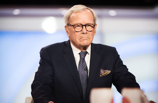 """My New Life as an Accused Predator"": Tom Brokaw Privately Attempts to Discredit His Accuser"