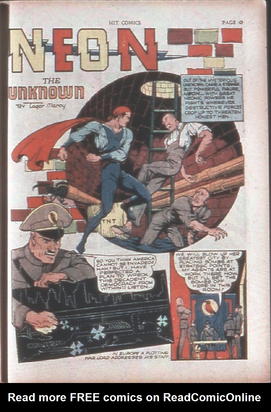 Read online Hit Comics comic -  Issue #15 - 47