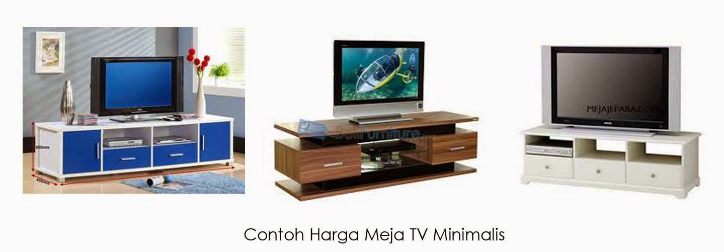 harga rak tv kecil murah: Harga meja tv minimalis terbaru