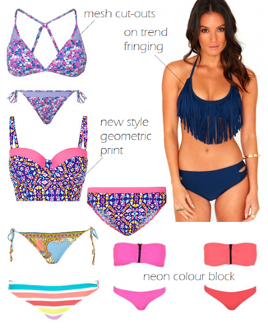Holiday Shop: Bikini's