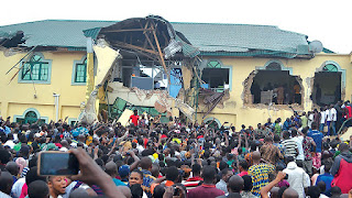Oyo state government releases statement listing the faults of singer Yinka Ayefele's demolished music house