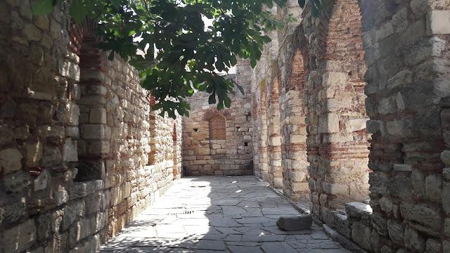 St. Sophian kirkko Nessebar Bulgaria