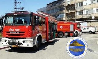 رفراف : حريقان في أسبوع: متى تركز فرقة للحماية المدنية براس الجبل  و رفراف وصونين