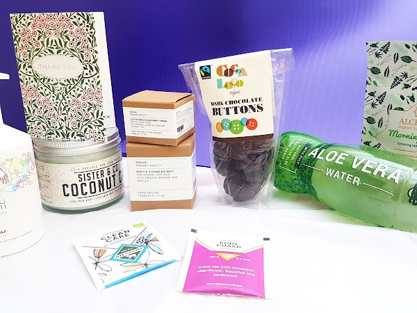 Natural Wellness Box: May 2018