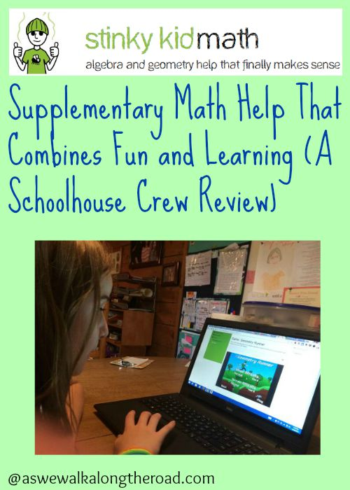 Review of an online math help program