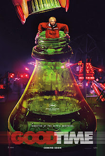 Good Time - Poster & Trailer