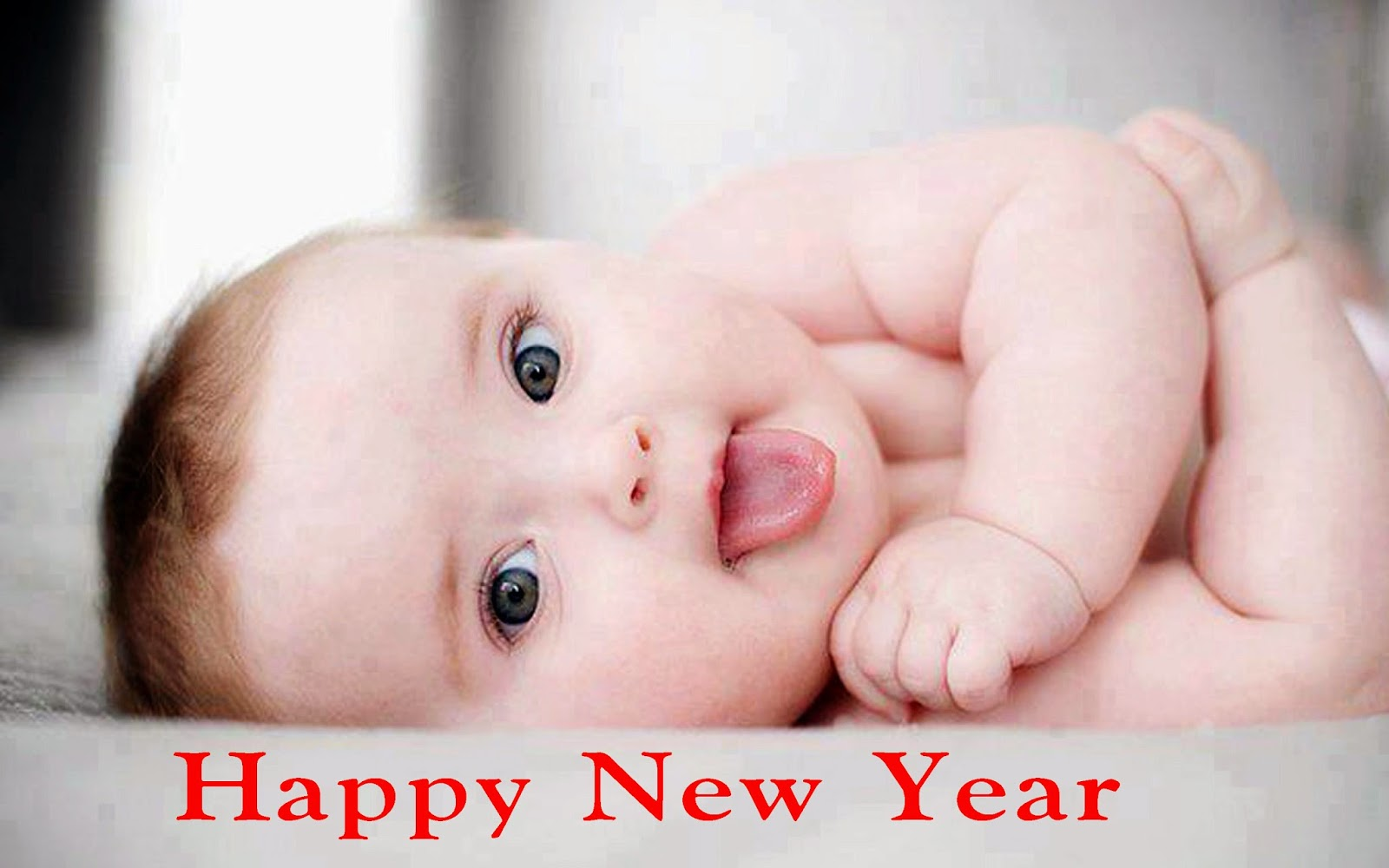 Cute Babies Pictures of Saying Happy New 2015   happy new year 2015     Cute Babies Happy new year 2015 hd pictures