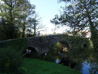 A Ponte Vella de Furelos