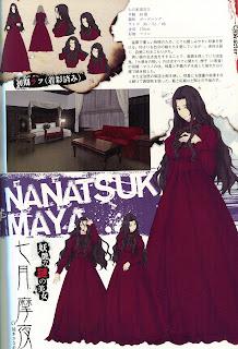 杉菜水姫 アートワークス クロウカシス Nanatsuki no Nie Sugina Miki ato Wakusu Kurokashisu free download