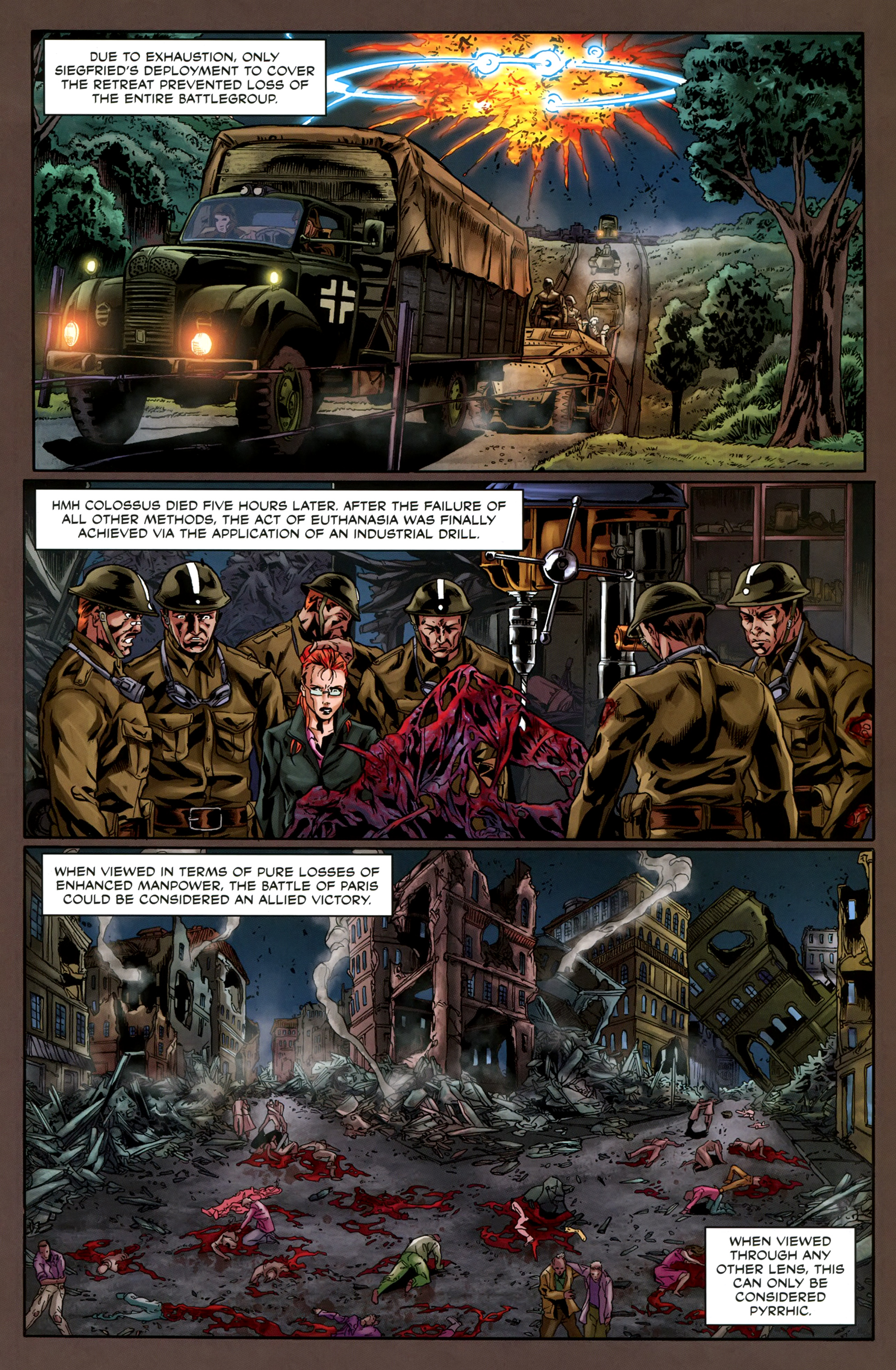Read online Uber comic -  Issue #5 - 26