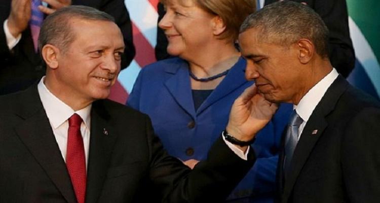 السبب الحقيقي لرفض الرئيس الأمريكي باراك أوباما إستقبال رجب طيب أردوغان