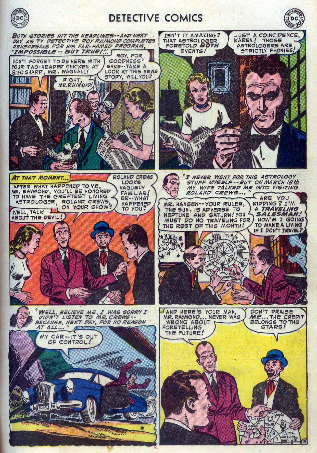 Read online Detective Comics (1937) comic -  Issue #204 - 19