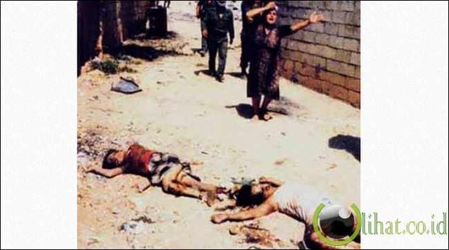 Pembantaian Sabra and Shatila