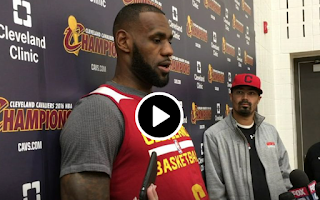 LeBron James of Cleveland Cavaliers Slams Phil Jackson For Referring To Business Partners As 'Posse'