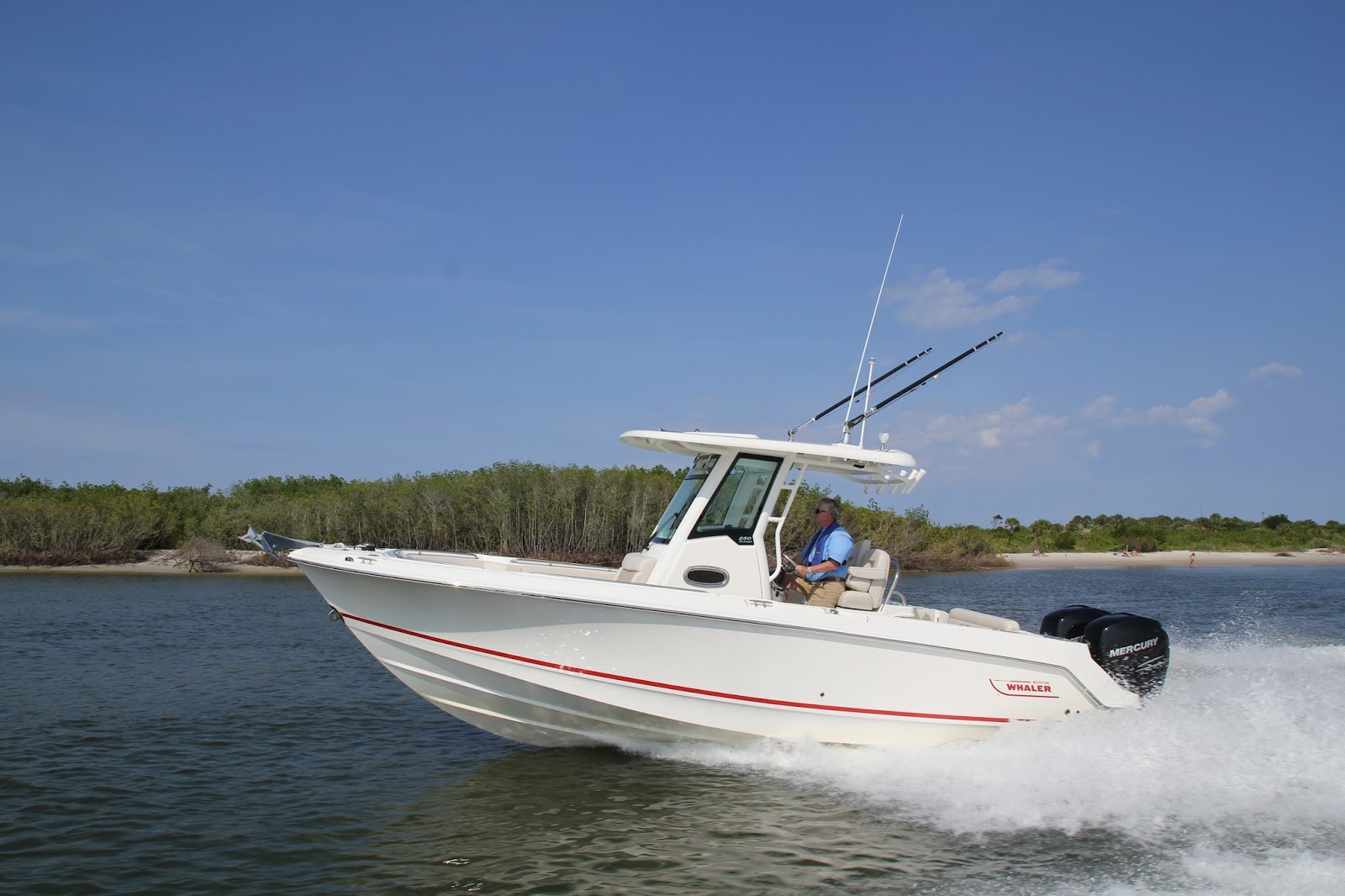 e-ENPLO: Boston Whaler 250 Outrage