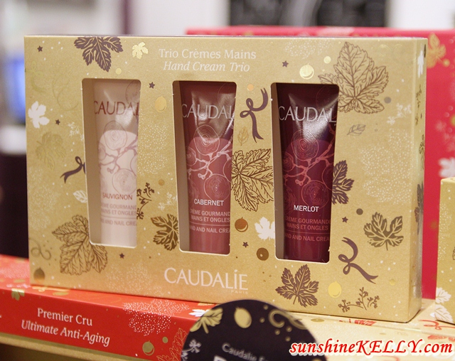 Caudalie 2016 Holiday collection