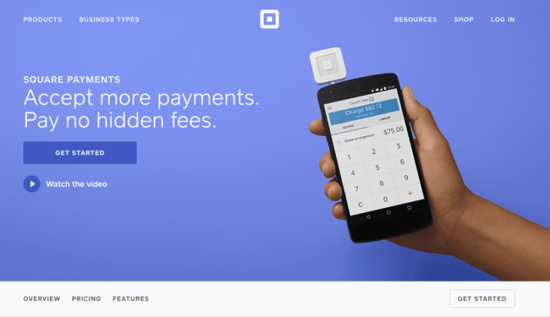 SQUARE: PAYMENTS by SQUARE