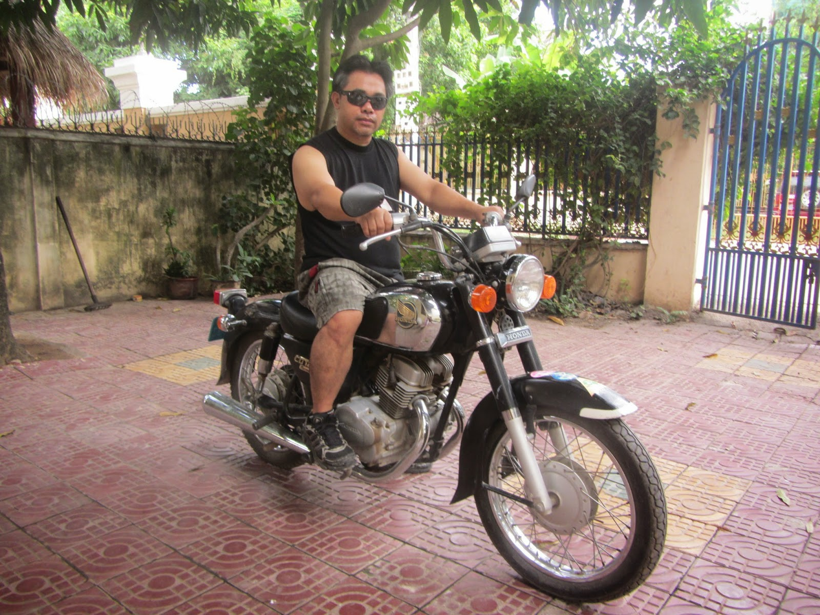 cambodia crosscurrent news (ccn): motorcycle for sale honda cd125