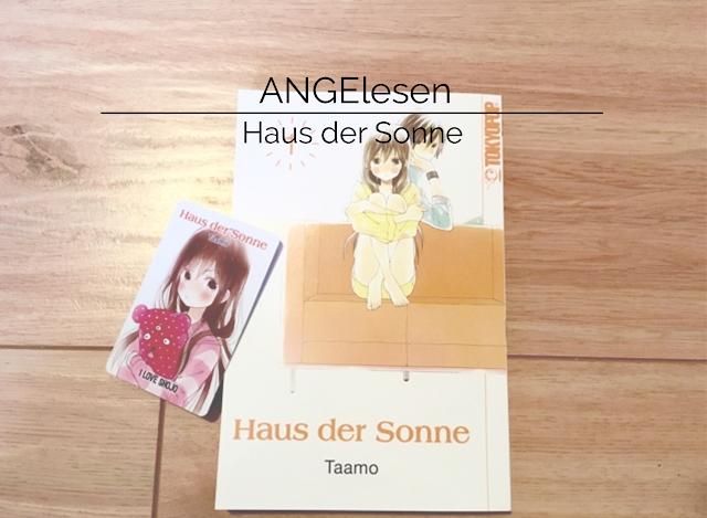 Manga Review zu Haus der Sonne
