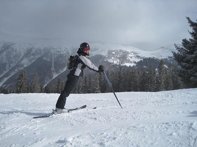 Olympic Skiing