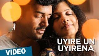 Uyire Un Uyirena Video Song _ Zero _ Ashwin _ Sshivada _ Anirudh _ Nivas K Prasanna _ Shiv Mohaa