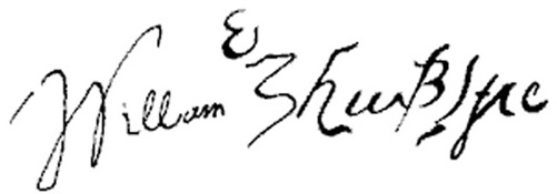 Utah Children's Writers: Shakespeare's Query Letter for