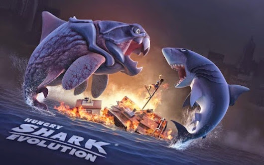 Hungry Shark Evolution Apk Data | Free Android