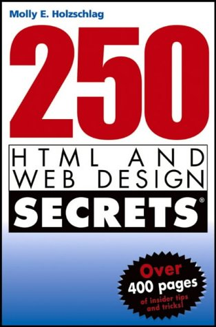 250 Secretos de HTML y Diseño Web