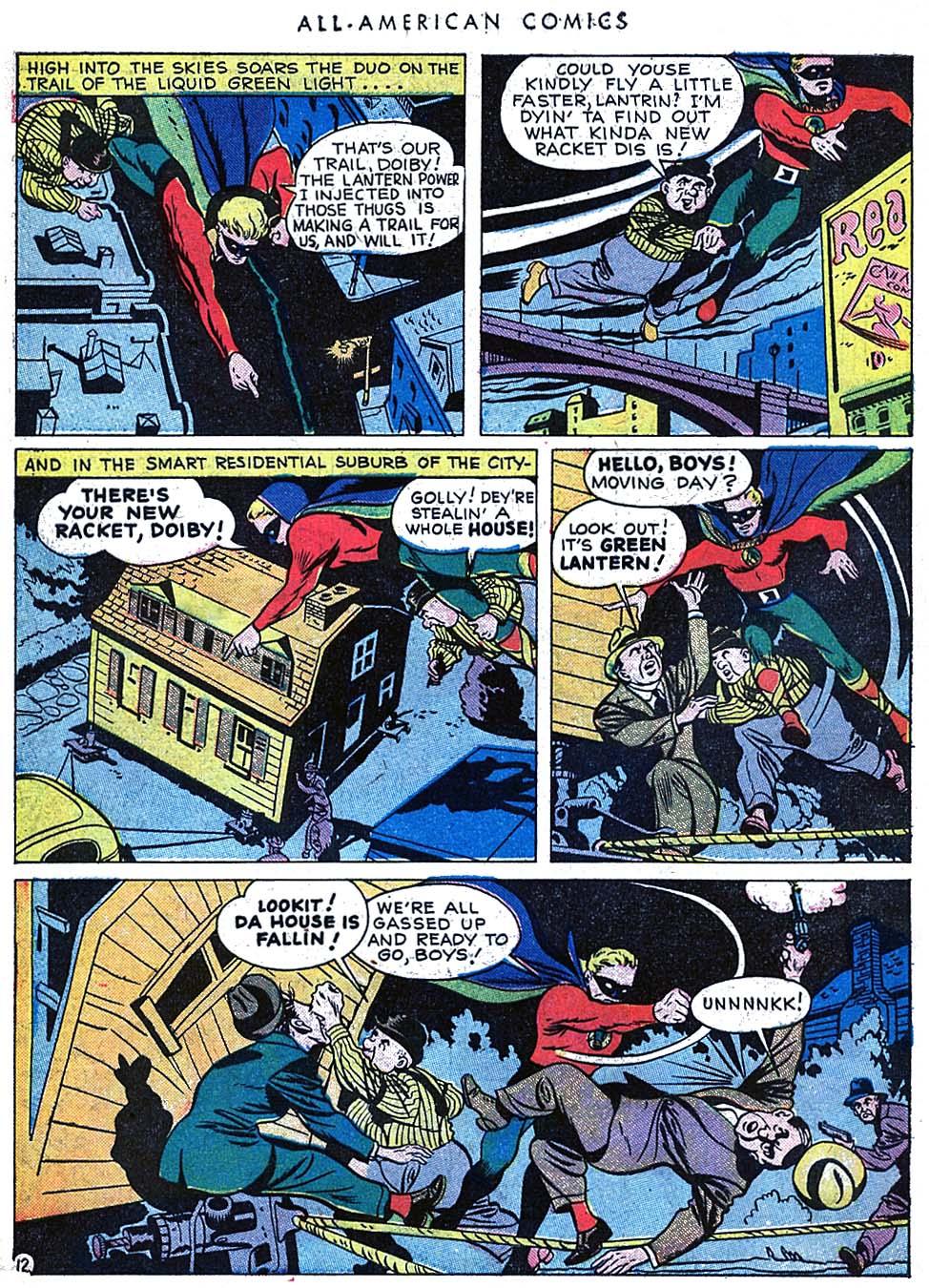 Read online All-American Comics (1939) comic -  Issue #63 - 14