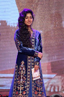 Beautiful Cute Sai Pallavi in dark Blue dress at Fidaa music launch  Exclusive Celebrities galleries 015.JPG