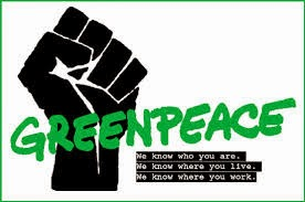 Support Greenpeace