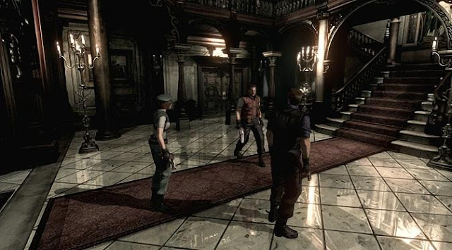 Resident Evil (PS1, Gamecube, Xbox One, PS4)