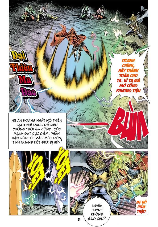 Đại Đường Uy Long chapter 53 trang 5
