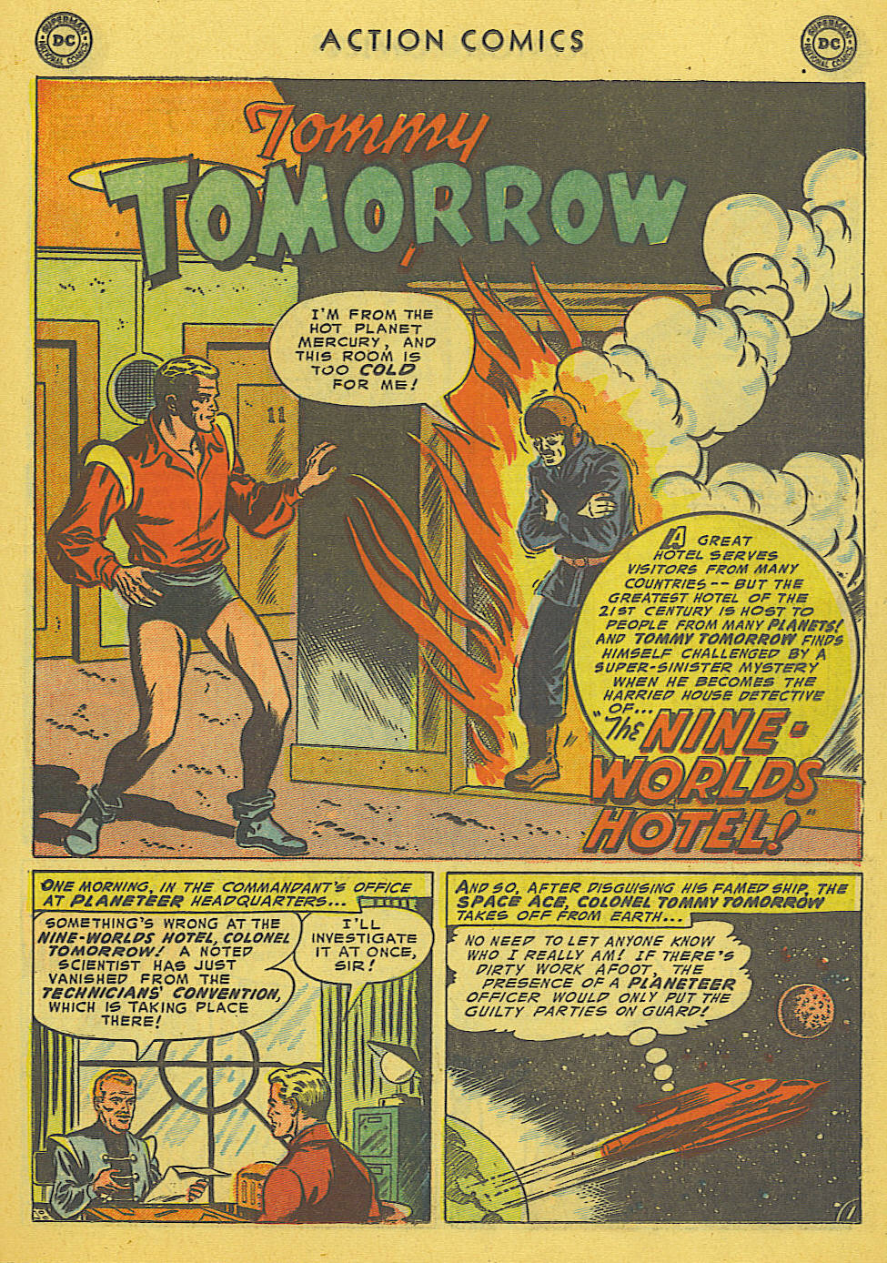 Action Comics (1938) 191 Page 24