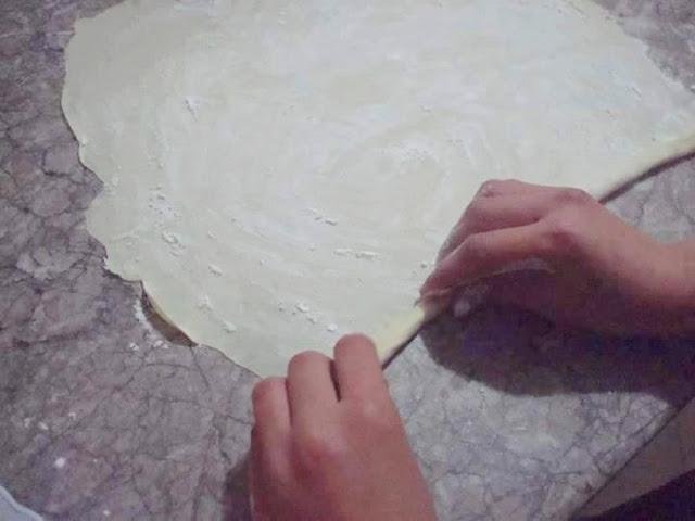 طريقة صنع رغايف مقليين بالعسل