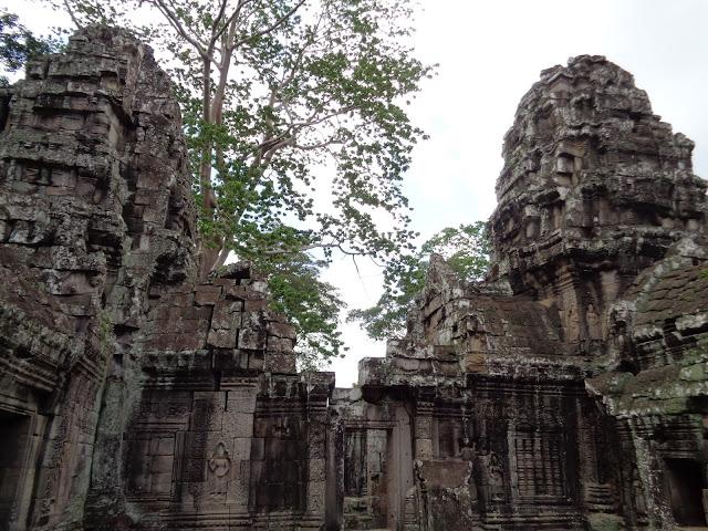 Prasat Banteay Kdei - Angkor Camboya