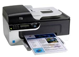 HP Officejet J4585 Printer Driver Download