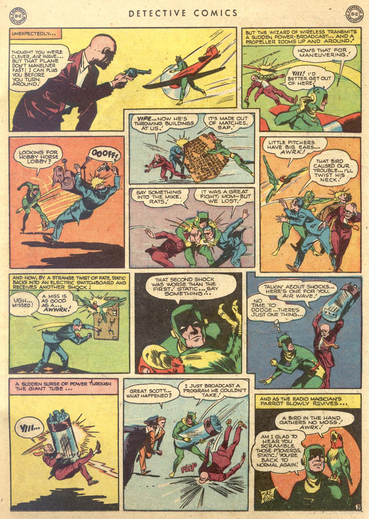 Detective Comics (1937) 135 Page 20