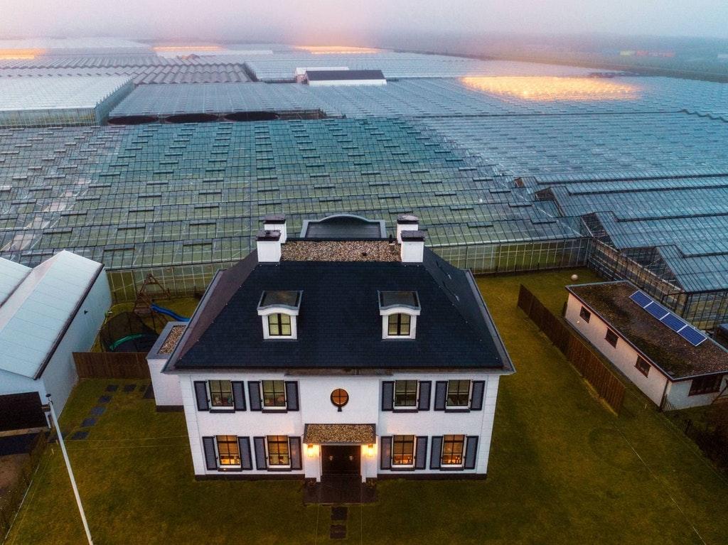 Фермерский домик в Голландии