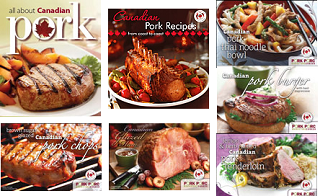 Image: Free Pork Recipe Books