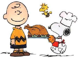 史努比感恩节