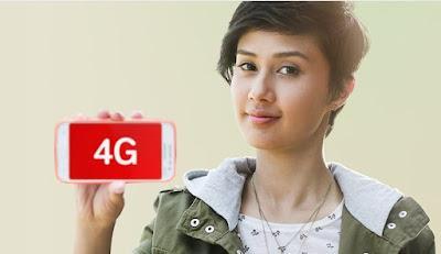 10GB free 4G