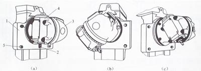 Milling Machine: Milling machine universal milling head's
