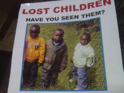 Photo: Three missing sons of a Kenyan politician found dead