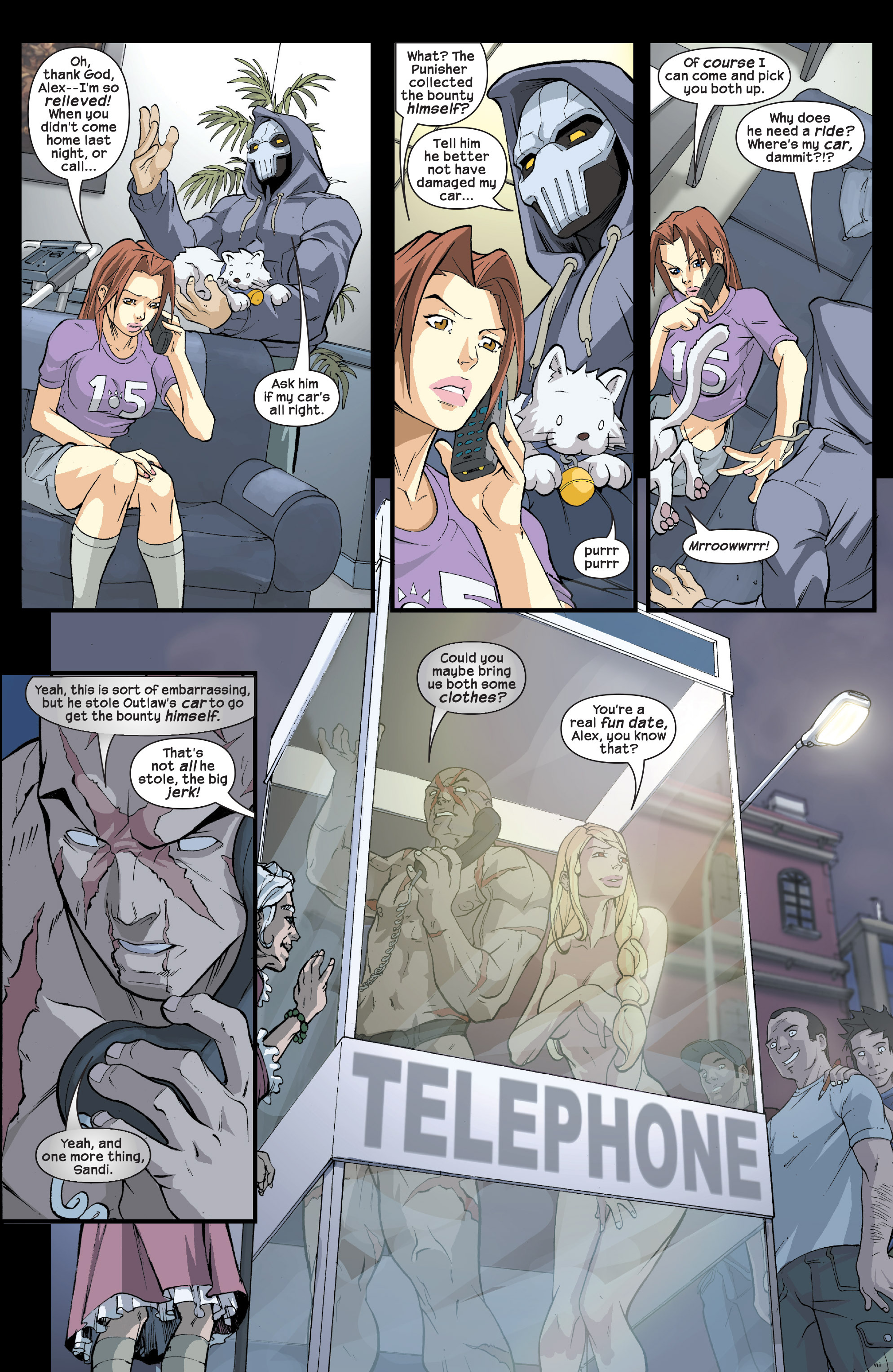 Read online Agent X comic -  Issue #2 - 23
