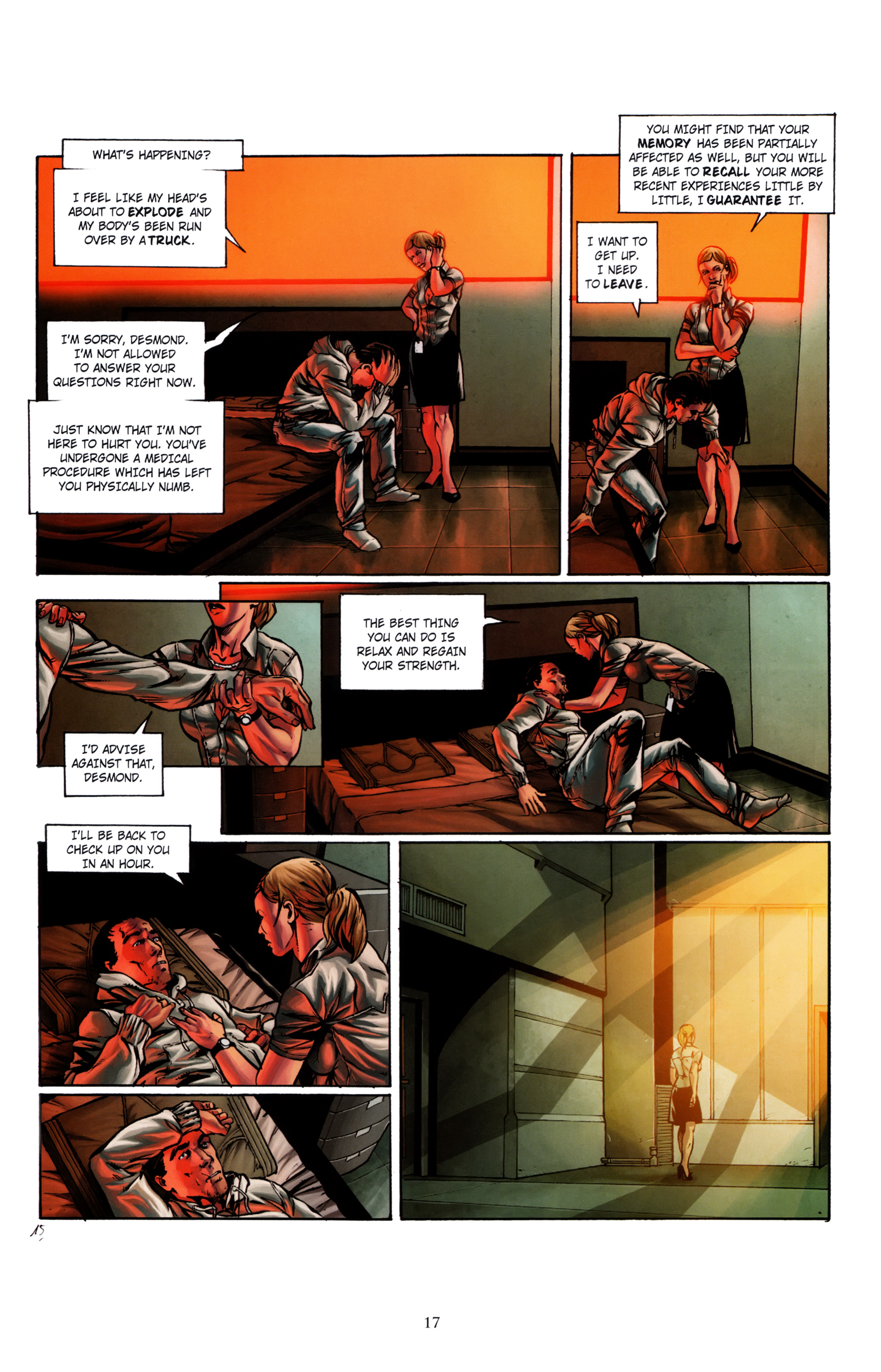 Read online Assassin's Creed (2012) comic -  Issue #1 - 21