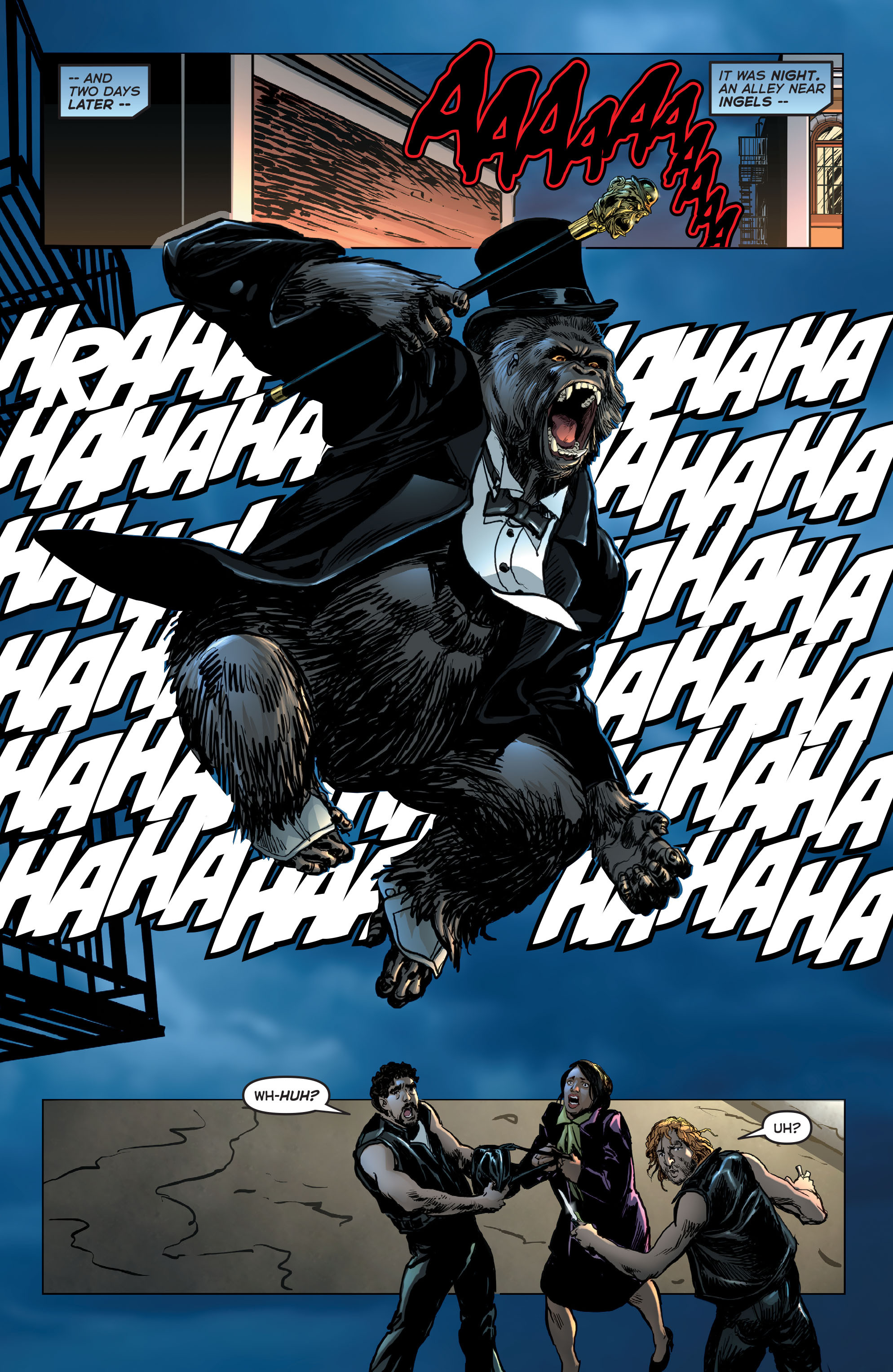 Read online Astro City comic -  Issue #24 - 19