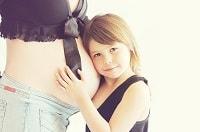 Donna incinta grazie alla vitamina D