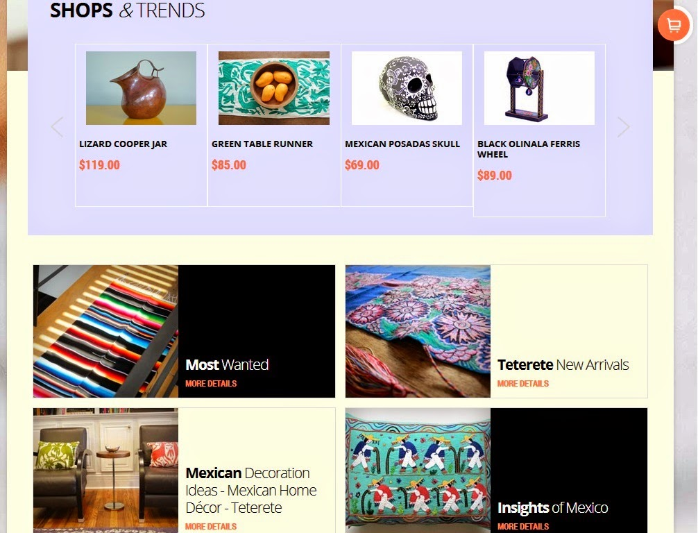 Buy Amazing Mexican Fine Art and Crafts at Teterete com